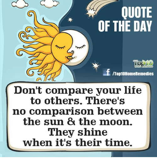 Life, Memes, And Moon: QUOTE OF THE DAY F ITop10HomeRemedies Donu0027t