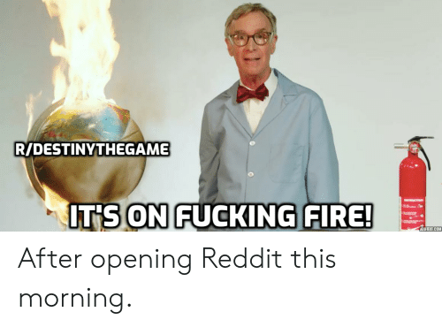 Well then, fucking fire them already