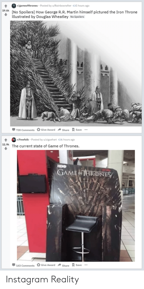 Rgameofthrones Posted by uRainbowrafter 5 Hours Ago 19k No