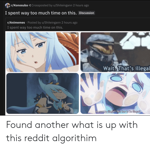 Are Konosuba Memes Still Funny What Am I Talking About Of