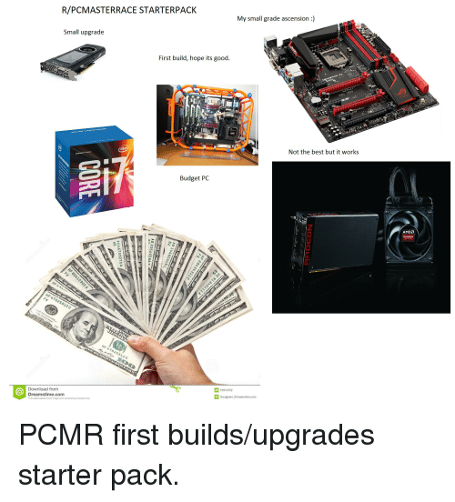 RPCMASTERRACE STARTERPACK My Small Grade Ascension Small