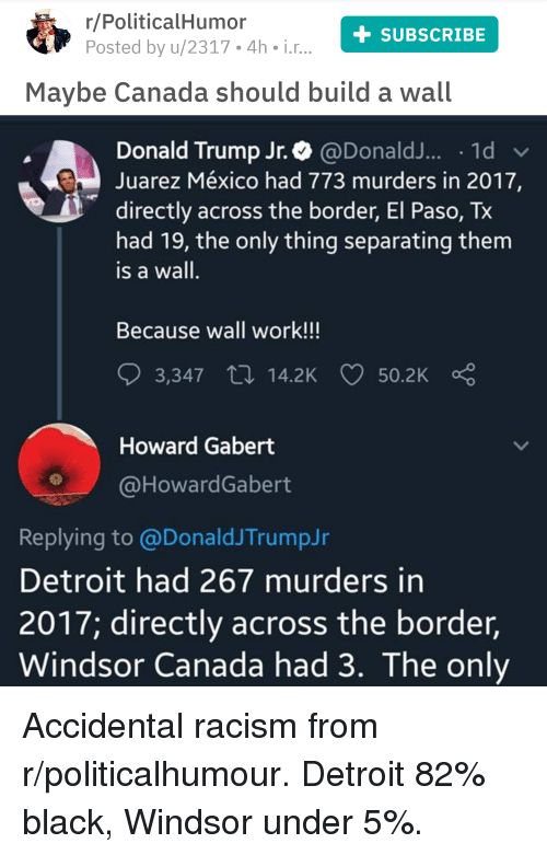 rPoliticalHumor Posted by U2317 4h Ir + SUBSCRIBE Maybe