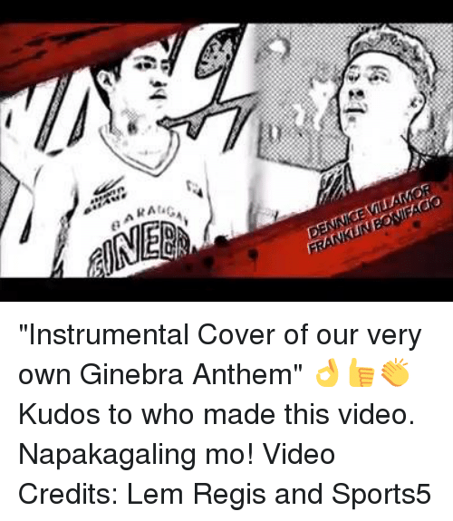 Instrumental Cover