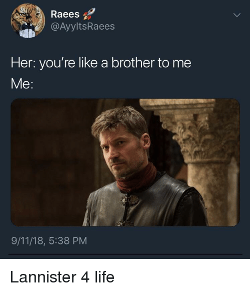 Raees Her Youre Like A Brother To Me Me 91118 538 Pm 911 Meme On
