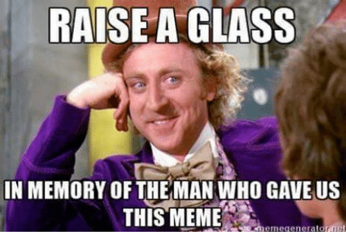 raise a glass