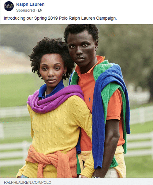 19d6c0695 Ralph Lauren Sponsored S Introducing Our Spring 2019 Polo Ralph ...