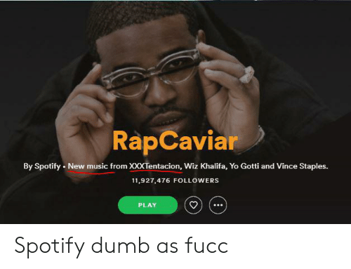 RapCaviar by Spotify New Music From XXXTentacion Wiz Khalifa