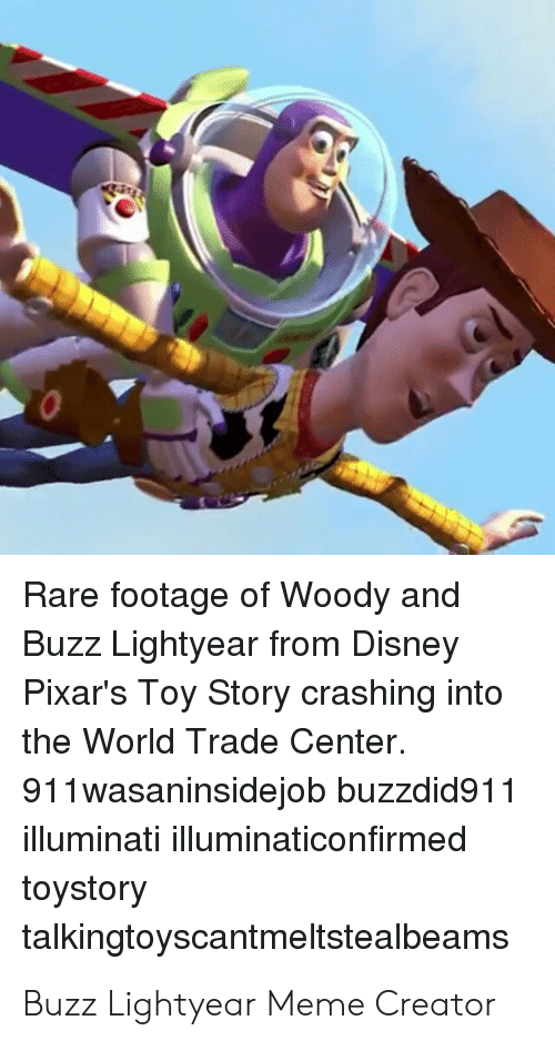 Rare Footage Of Woody And Buzz Lightyear From Disney Pixar S Toy