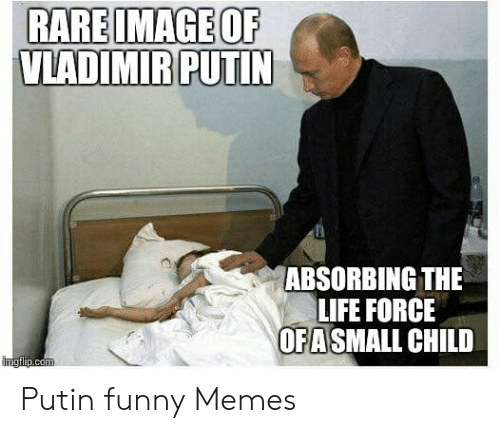 22 Putin Memes That Are Illegal In Russia Funny Gallery