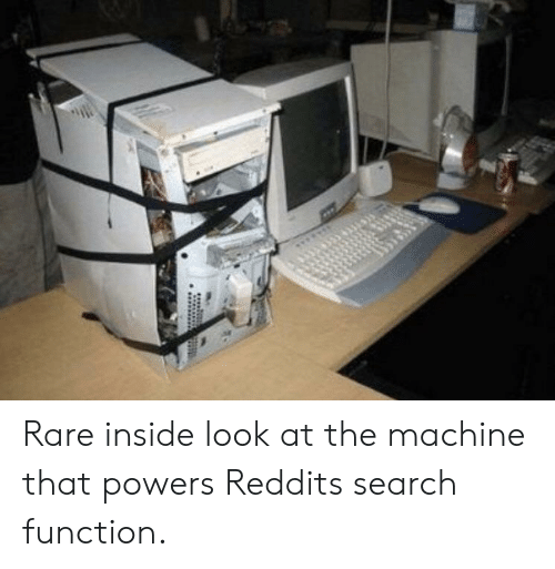 Reddit, Search, and Powers: Rare inside look at the machine that powers Reddits search function.