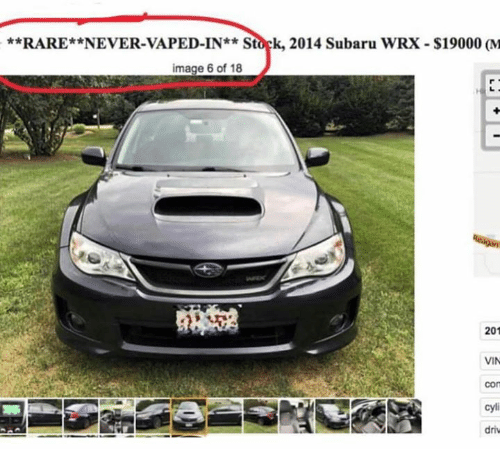 RARE* NEVER-VAPED-IN*Stok 2014 Subaru WRX - $19000 M Mage 6 of 18 20