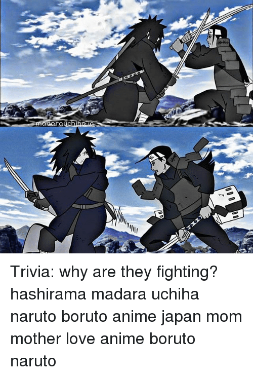 hashirama and madara relationship tips