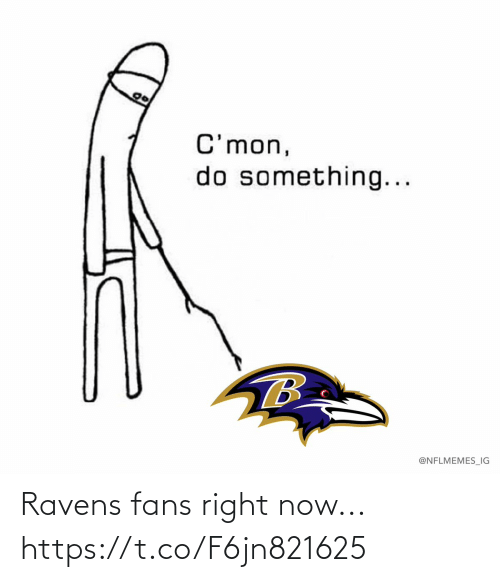 Football, Nfl, and Sports: Ravens fans right now... https://t.co/F6jn821625