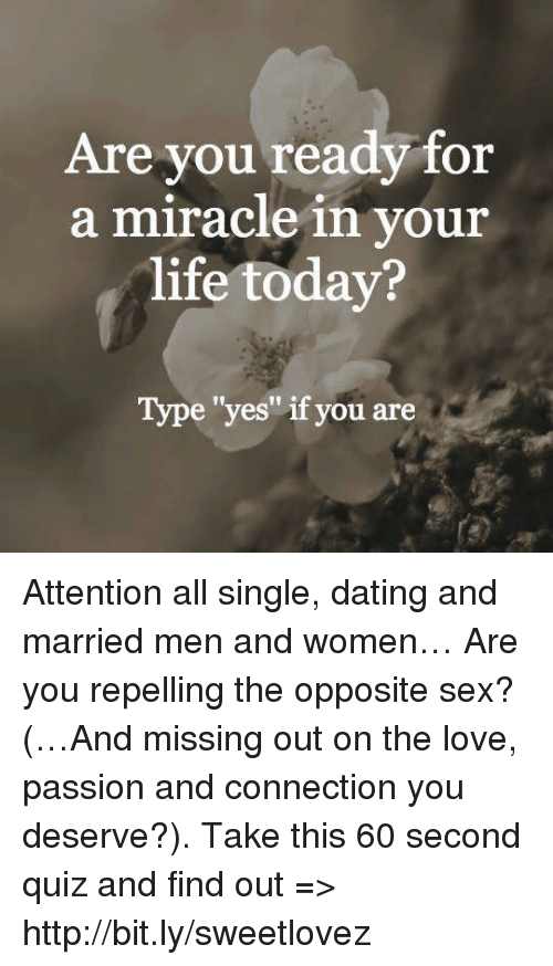 What is your dating type quiz