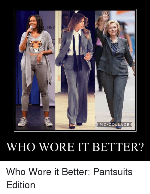 Who Wore It Better, Collage, and Who: REA  PRIN  PIC COLLAGE  WHO WORE IT BETTER?