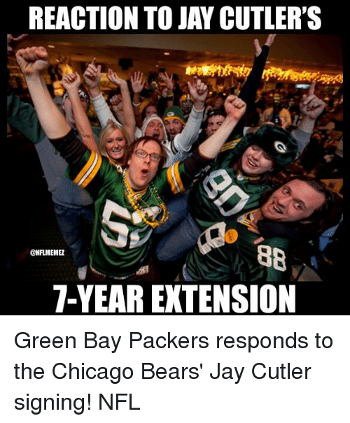 25 Best Memes About Chicago Chicago Bears Green Bay Packers