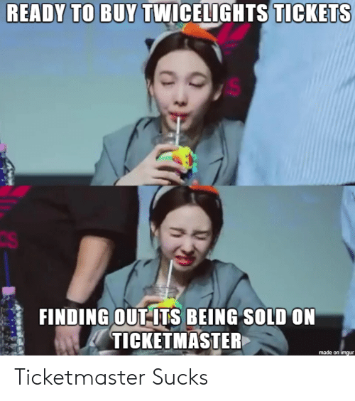 READY TO BUY TWICELIGHTS TICKETS FINDING OUTİTS BEING SOLD ON