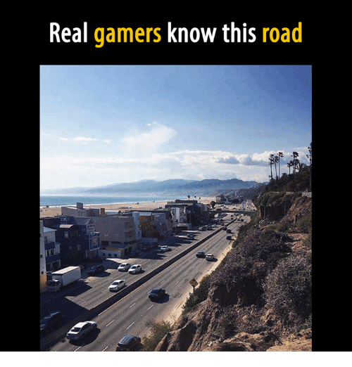 Video Games, Knowing, and Real: Real gamers know this road