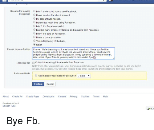 How to Reactivate a Facebook Account to Get Back on Facebook
