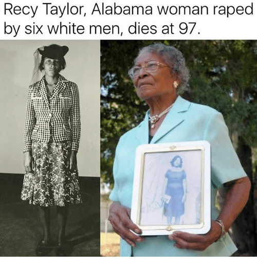 Recy Taylor Alabama Woman Raped By Six White Men Dies At