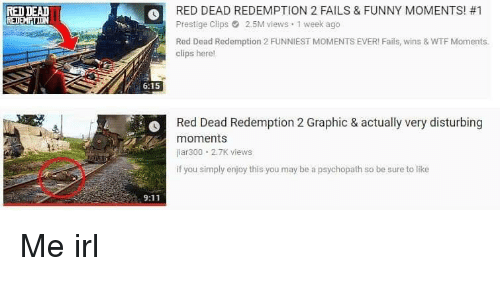 Image of: Funniest Joke Funny Wtf And Red Dead Redemption Red Dead Redemption Fails Funny Funny Red Dead Redemption Fails Funny Moments 1 Prestige Clips 25m