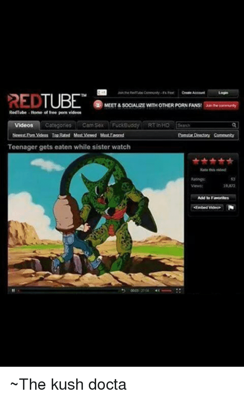 Free cartoon porn redtube