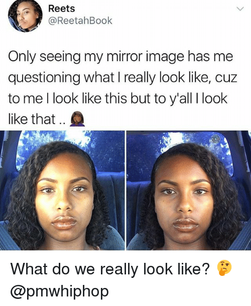 25  Best Memes About Mirror Image