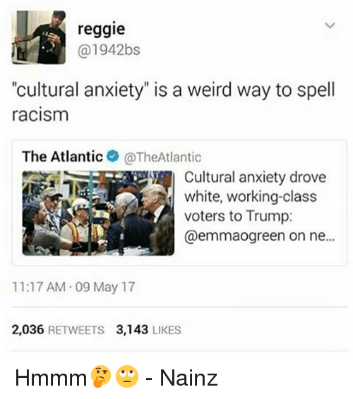 To say that diversity comes at the expense of white people is to say you don't believe in America
