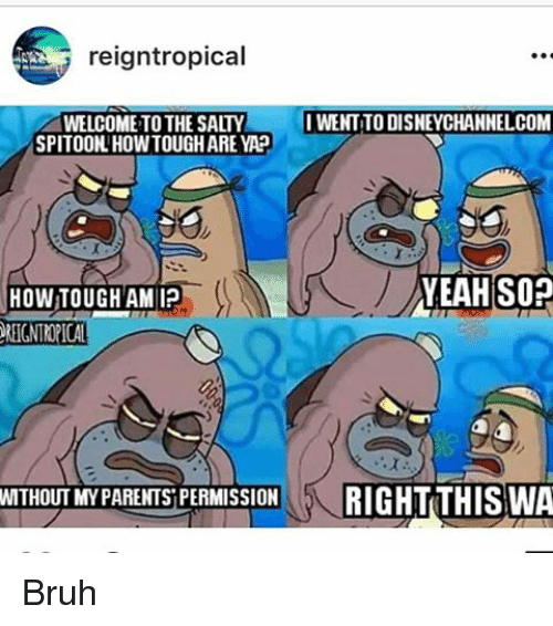 salty spitoon how tough - photo #20