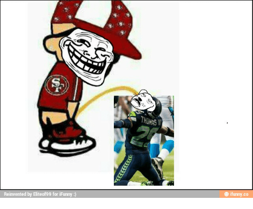 reinvented by eliteof99 for ifunny ifunnyco seahawk cartoon meme