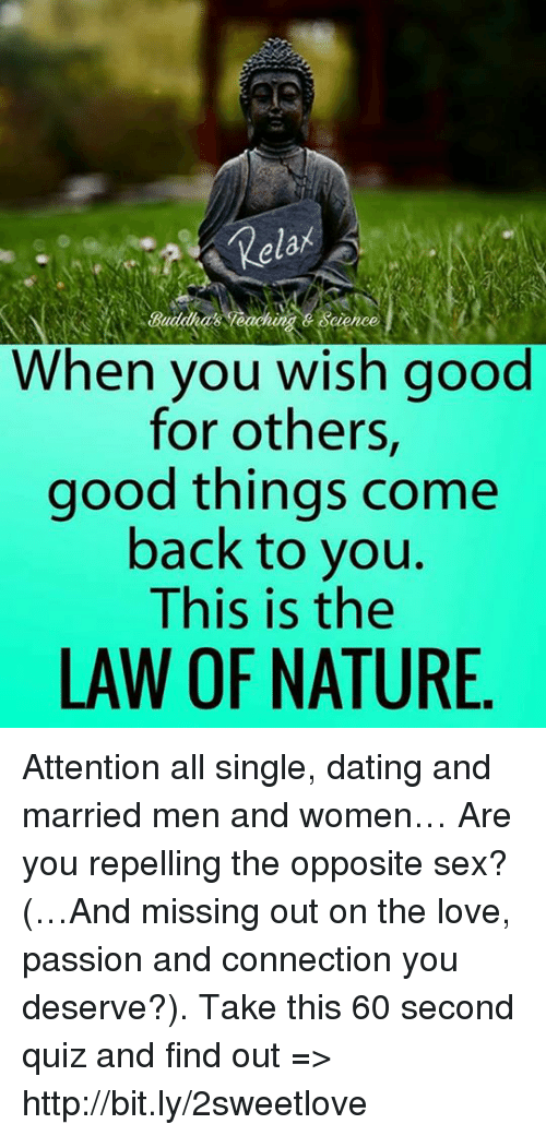 laws against dating a married man