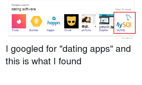 tinder related apps