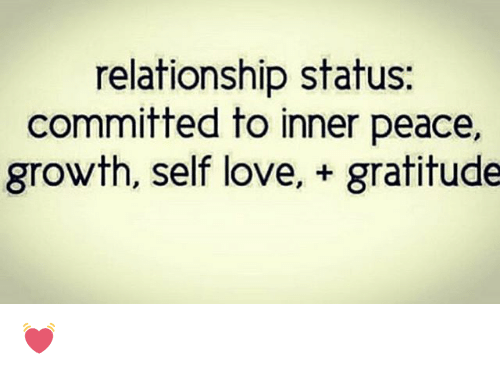 committed relationship status meme
