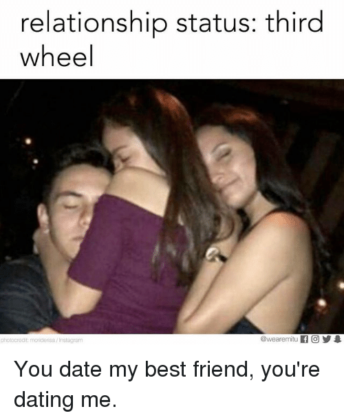 Dating my best friend boyfriend friend