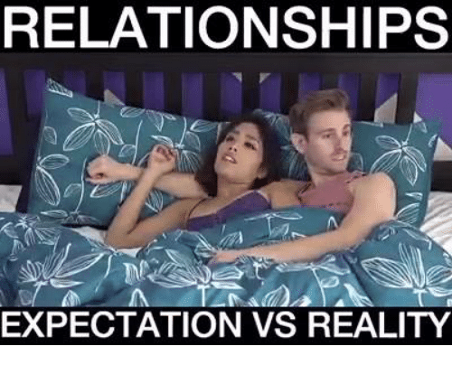 from Finnley expectation vs reality dating