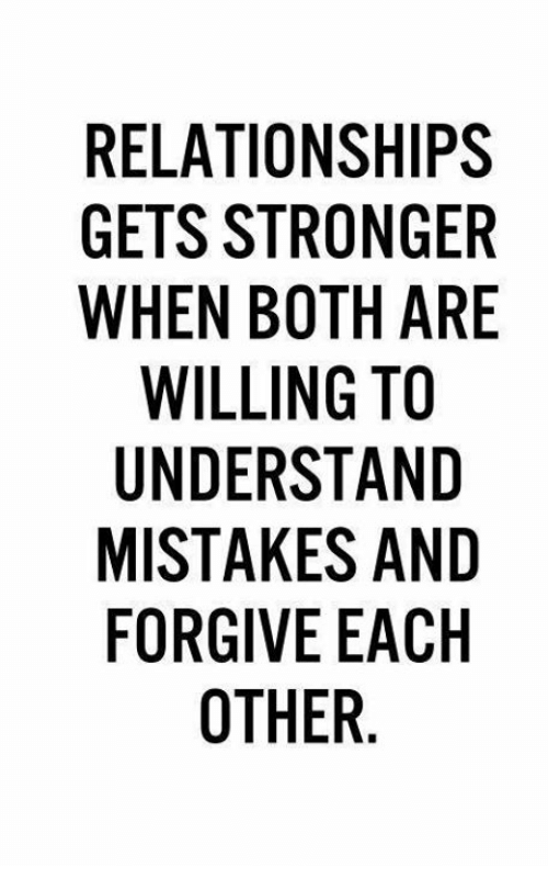 relationships gets stronger when both are willing to understand mistakes 9505398 ✅ 25 best memes about forgiveness forgiveness memes