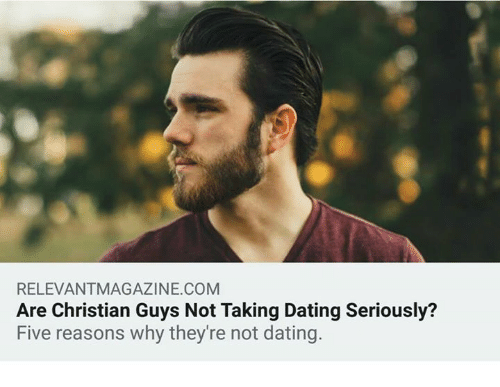 dating a really christian guy