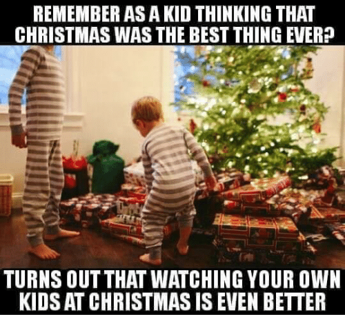 Christmas Memes For Kids.Remember As A Kid Thinking That Christmas Was The Best Thing