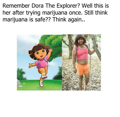 remember dora the explorer well this is her after trying 7966511 ✅ 25 best memes about dora the explorer dora the explorer memes
