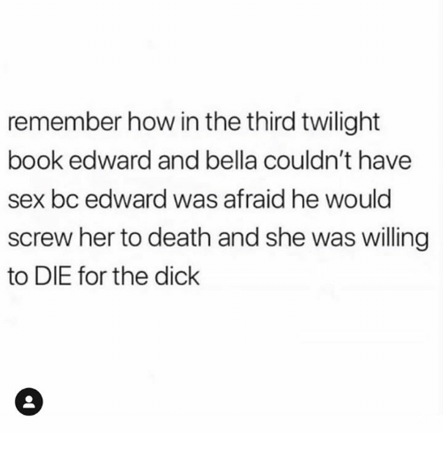 Twighlight sex line in book 4