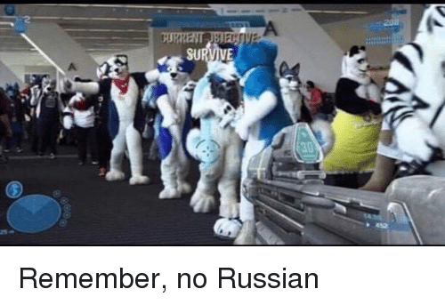 🔥 25+ Best Memes About Remember No Russian   Remember No ...