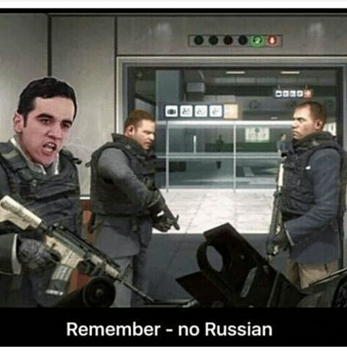 Funny No Russian Memes of 2017 on me.me   Remember No Russian