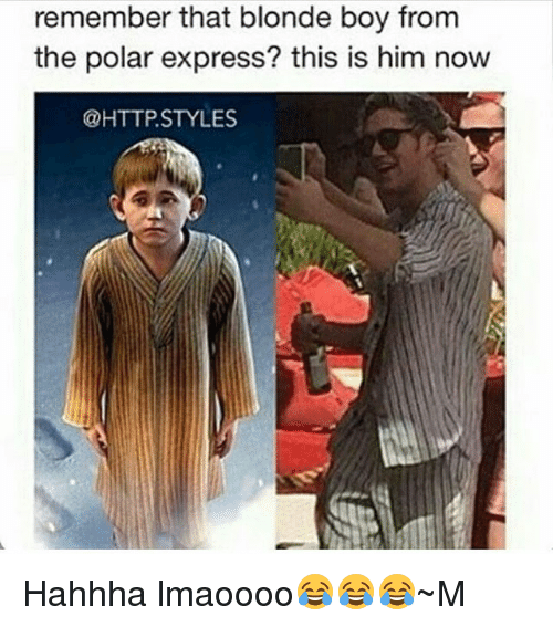 remember that blonde boy from the polar express this is 14811743 remember that blonde boy from the polar express? this is him now