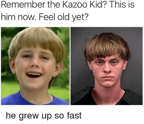 remember the kazoo kid this is him now feel old 7547623 ✅ 25 best memes about kazoo kid kazoo kid memes