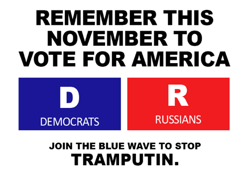 REMEMBER THIS NOVEMBER TO VOTE FOR AMERICA DEMOCRATS