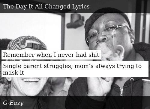 Remember When I Never Had Shit Single Parent Struggles Mom's