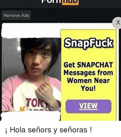 What is snap fuck