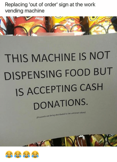 Best Memes About Vending Machine Vending Machine Memes - Monkey knows how to operate vending machine