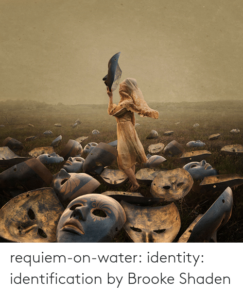 Tumblr, Blog, and Flickr: requiem-on-water:    identity: identificationby Brooke Shaden
