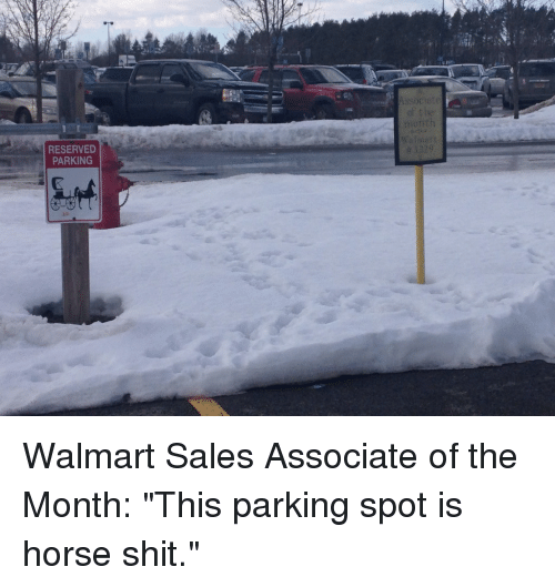 walmart associate of the month